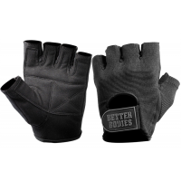 Перчатки Better Bodies Pro Lifting Gloves, Black/Black