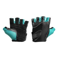 Перчатки Better Bodies Women's Fitness Gloves, Black/Aqua