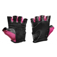 Перчатки Better Bodies Women's Fitness Gloves, Black/Pink