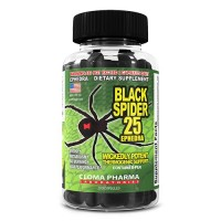 Black Spider 25 Ephedra (100капс)