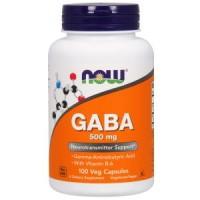 Gaba 500 mg (100капс)