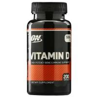 Vitamin D (200капс)