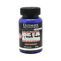 Beta Alanine 750 mg (100капс)