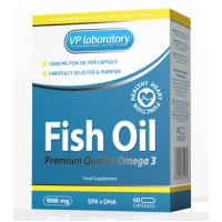 Fish Oil 1000mg (60капс)